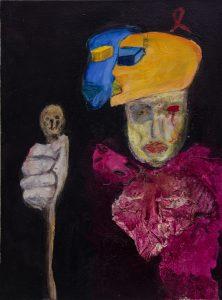 Art Mixed Media on Canvas Robert Mapplethorpe